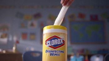 Clorox TV Spot, 'Disney Pixar's Toy Story 4 Home Entertainment: Classroom' - Thumbnail 2
