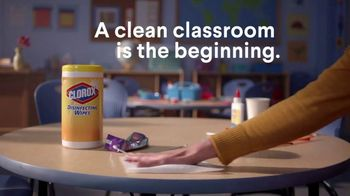 Clorox TV Spot, 'Disney Pixar's Toy Story 4 Home Entertainment: Classroom' - 208 commercial airings