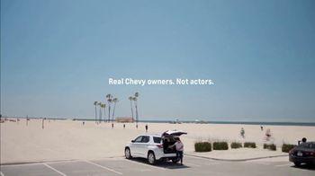 Chevrolet TV Spot, 'Family of SUVs: Reasons' [T2] - Thumbnail 2