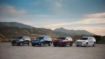 Chevrolet TV Spot, 'Family of SUVs: Reasons' [T2] - Thumbnail 5