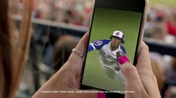 T-Mobile TV Spot, 'Home or Away, We're With You' Song by The Who - Thumbnail 4