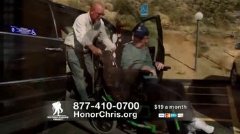 Wounded Warrior Project TV Spot, 'Honor Chris' Featuring Trace Adkins - Thumbnail 5