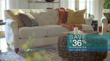 La-Z-Boy 36 Hour Sale TV Spot, 'That Special Piece' - Thumbnail 5