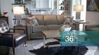 La-Z-Boy 36 Hour Sale TV Spot, 'That Special Piece' - Thumbnail 6