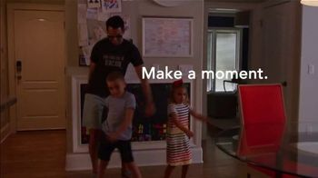 National Responsible Fatherhood Clearinghouse TV Spot, 'Race Day Mix' Featuring Aric Almirola