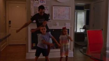 National Responsible Fatherhood Clearinghouse TV Spot, 'Race Day Mix' Featuring Aric Almirola - Thumbnail 5
