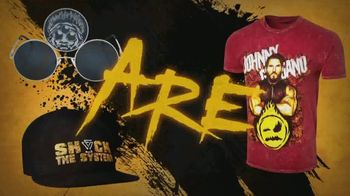 WWE Shop TV Spot, 'We Are: $15 Tees and $30 Sweatshirts' Song by Sleeping With Sirens - Thumbnail 5