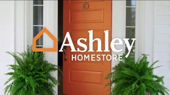 Ashley HomeStore Columbus Day Mattress Sale TV Spot, 'Stearns & Foster' Song by Midnight Riot - Thumbnail 1