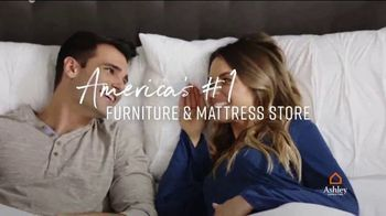 Ashley HomeStore Columbus Day Mattress Sale TV Spot, 'Stearns & Foster' Song by Midnight Riot - Thumbnail 8