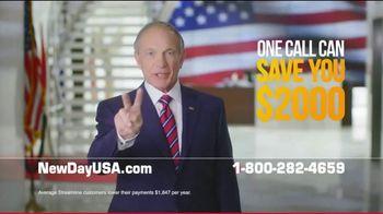 NewDay USA VA Streamline Refi Loan TV Spot, 'Money-Saving News' - 228 commercial airings