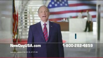 NewDay USA VA Streamline Refi Loan TV Spot, 'Money-Saving News' - Thumbnail 1
