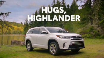 2019 Toyota Highlander TV Spot, 'Dear Pups' [T1]