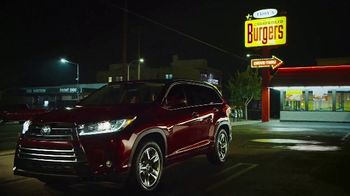 2019 Toyota Highlander TV Spot, 'Prom Night' [T1] - Thumbnail 1