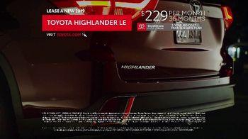 2019 Toyota Highlander TV Spot, 'Prom Night' [T1] - Thumbnail 5