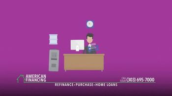 American Financing Digital Mortgage TV Spot, 'Life Happens' - Thumbnail 1