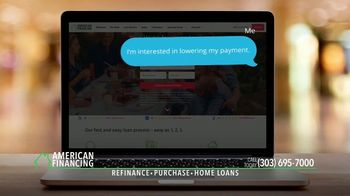 American Financing Digital Mortgage TV Spot, 'Life Happens' - Thumbnail 7
