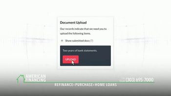 American Financing Digital Mortgage TV Spot, 'Life Happens' - Thumbnail 8