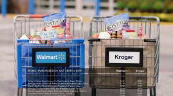 Walmart TV Spot, 'Obvious Choice Challenge: Milk, Snickers and Grapes'
