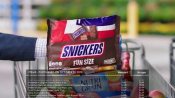 Walmart TV Spot, 'Obvious Choice Challenge: Milk, Snickers and Grapes' - Thumbnail 5