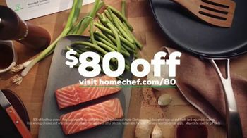Home Chef TV Spot, 'People Who Home Chef: $80 Off' - Thumbnail 9