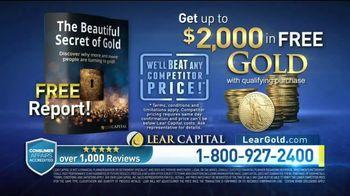 Lear Capital TV Spot, 'Gold Shines' - Thumbnail 6