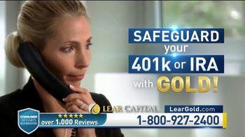 Lear Capital TV Spot, 'Gold Shines' - Thumbnail 5
