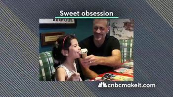 CNBC Make It TV Spot, 'Sweet Obsession' - Thumbnail 2