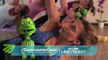 Consolidated Credit Counseling Services TV Spot, 'Get Rid of Those Debt Suckers'