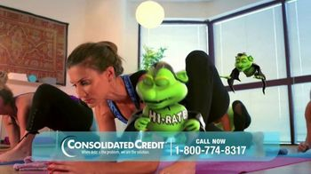 Consolidated Credit Counseling Services TV Spot, 'Get Rid of Those Debt Suckers' - Thumbnail 4