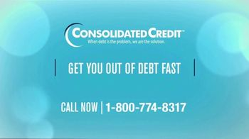 Consolidated Credit Counseling Services TV Spot, 'Get Rid of Those Debt Suckers' - Thumbnail 6