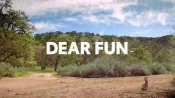 2019 Toyota RAV4 TV Spot, 'Dear Fun' [T1] - Thumbnail 1