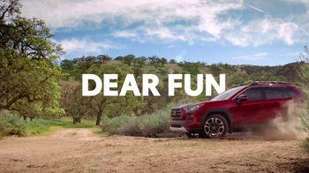2019 Toyota RAV4 TV Spot, 'Dear Fun' [T1] - Thumbnail 2