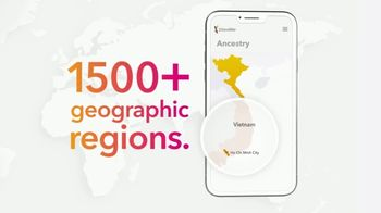 23andMe TV Spot, '1500+ Regions'