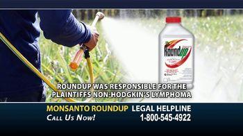 Dalimonte Rueb, LLP TV Spot, 'Monsanto Roundup Legal Helpline' - Thumbnail 4