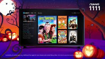 DIRECTV On Demand TV Spot, 'Family Friendly Halloween' - Thumbnail 4