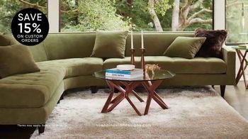 Scandinavian Designs Custom Order Savings Event TV Spot, 'Make It All Yours' - Thumbnail 3