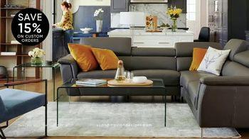 Scandinavian Designs Custom Order Savings Event TV Spot, 'Make It All Yours' - Thumbnail 4