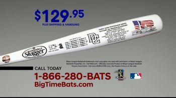 Big Time Bats TV Spot, 'Washington Nationals First Ever Postseason Series Victory Bat' - Thumbnail 7