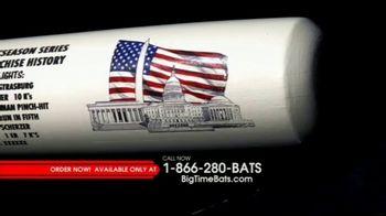 Big Time Bats TV Spot, 'Washington Nationals First Ever Postseason Series Victory Bat' - Thumbnail 5
