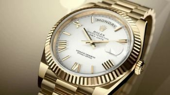 Rolex Day-Date 40 TV Spot, 'Perpetual' - Thumbnail 2