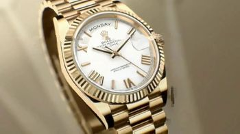 Rolex Day-Date 40 TV Spot, 'Perpetual'
