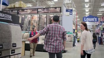 Lowe's TV Spot, 'Free Installation of Stainmaster Carpet and Pad' - Thumbnail 1
