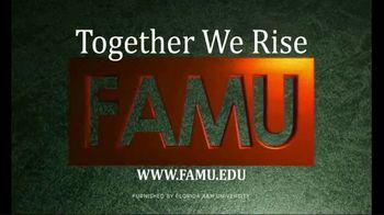 Florida Agricultural and Mechanical University TV Spot, 'Rising' - Thumbnail 8