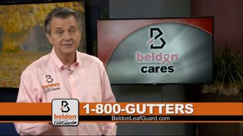 Beldon LeafGuard TV Spot, 'Breast Cancer Awareness Donation' - Thumbnail 1