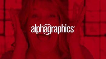 AlphaGraphics TV Spot, 'Aunt Karen' - Thumbnail 2