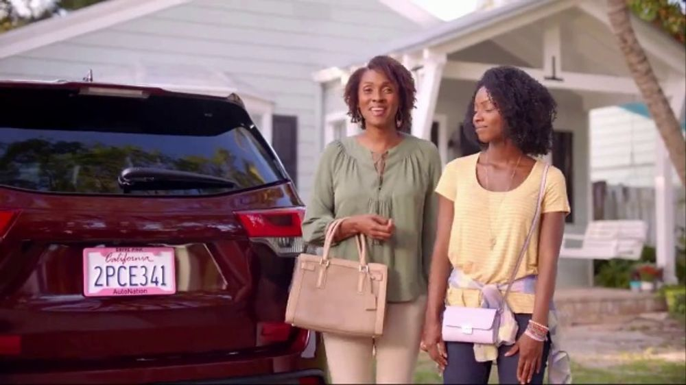 AutoNation TV Commercial, 'We Drive Pink: Select Ford Models' Song by Andy Grammer