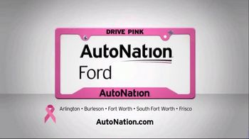 AutoNation TV Spot, 'We Drive Pink: Select Ford Models' Song by Andy Grammer - Thumbnail 7