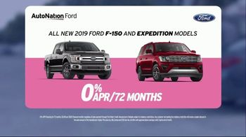 AutoNation TV Spot, 'We Drive Pink: Select Ford Models' Song by Andy Grammer - Thumbnail 5