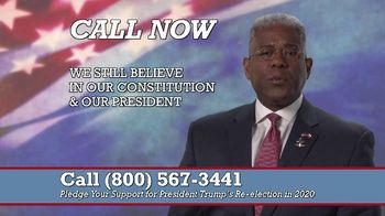 Committee to Defend the President TV Spot, 'Lt. Col. West: Stop Impeachment!' - Thumbnail 3