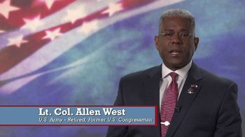 Committee to Defend the President TV Spot, 'Lt. Col. West: Stop Impeachment!' - 7 commercial airings